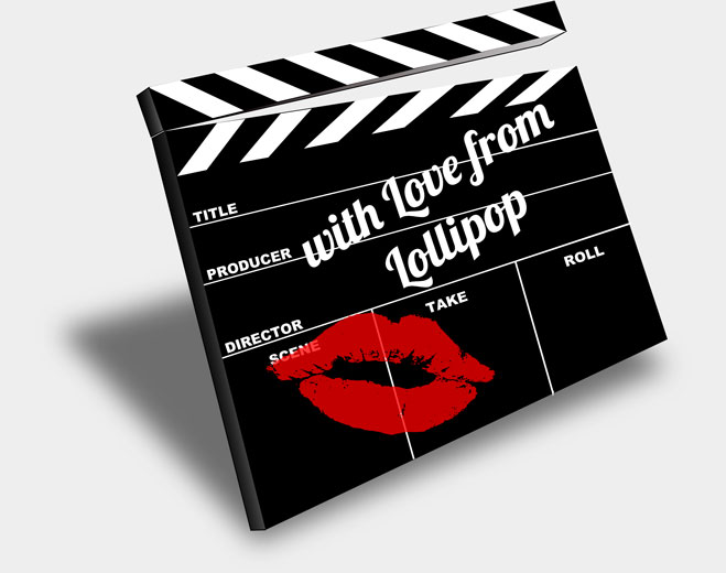 Erotikfilme gibt's bei Lollipop